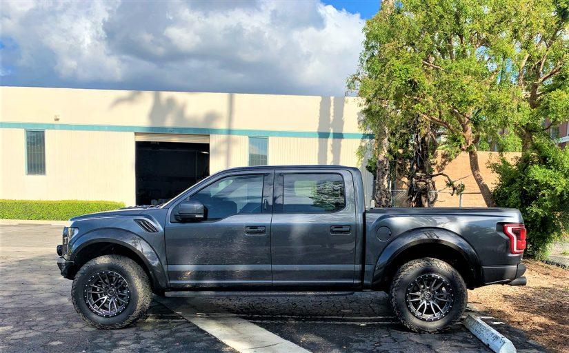 Image for 2020 Grey Ford Raptor post